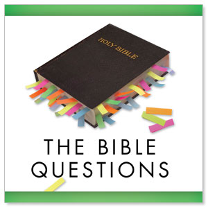 The Bible Questions Banners