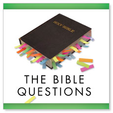 The Bible Questions Banner