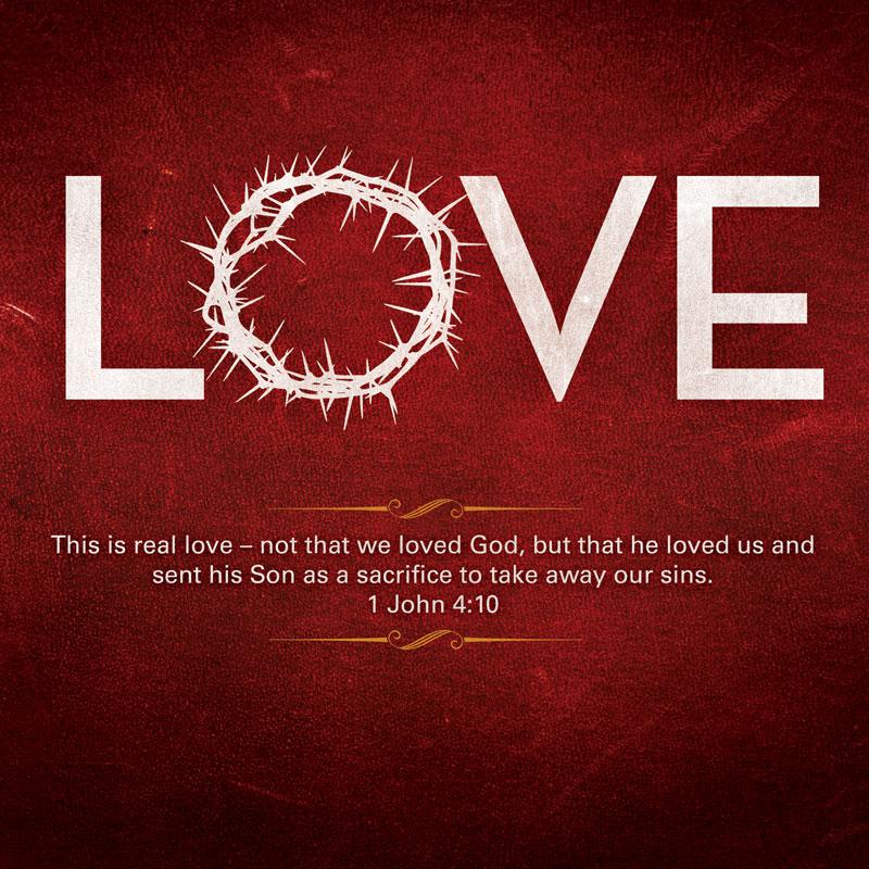 Real Love Banner Church Banners Outreach Marketing