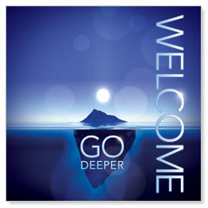 Deeper Iceberg Welcome