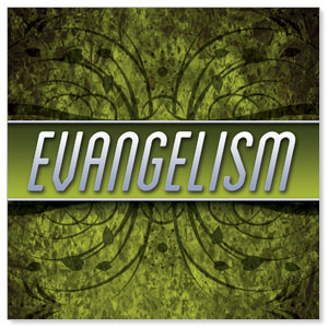You Belong Evangelism StickUp