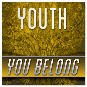 You Belong Youth Banners