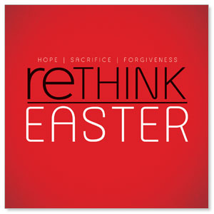 ReThink Easter StickUp