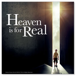 Heaven is Real Movie Banners