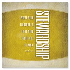 Celestial Stewardship Banner
