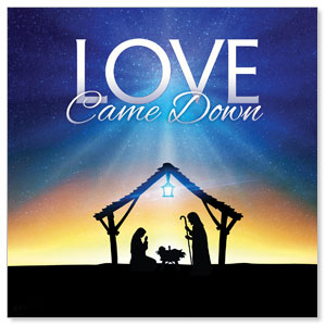 Love Came Down StickUp