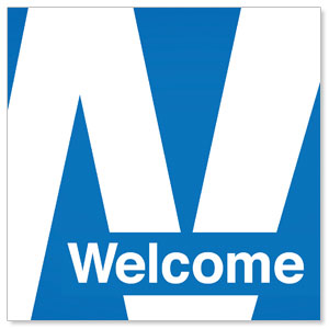 Metro Welcome StickUp
