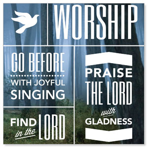 Phrases Worship StickUp