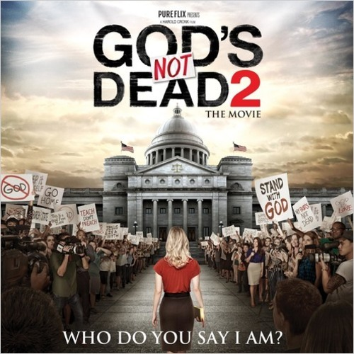 God's Not Dead 2 StickUp Banner