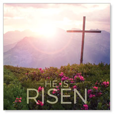 He Is Risen Mountain