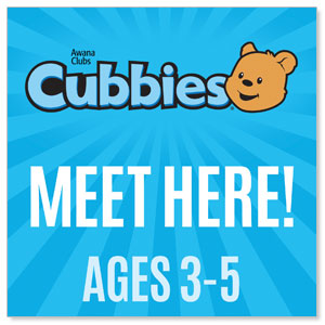 Awana Cubbies StickUp