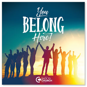 BTCS You Belong Here Banners
