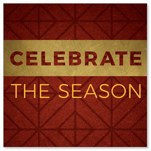 Celebrate The Season Advent StickUp