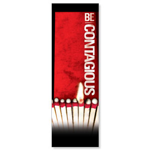 Be Contagious Banners