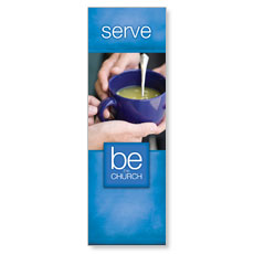 Be The Church Serve Banner