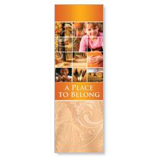 Belong Pumpkin Banner