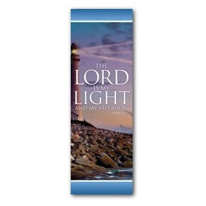 Lord Is My Light Banners