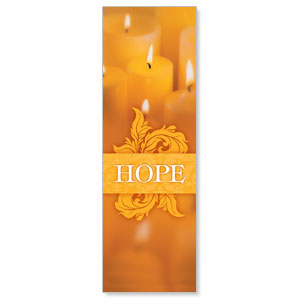 Together for the Holidays Hope 2' x 6' Banner