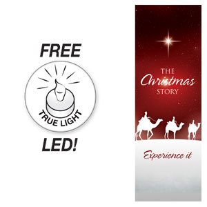 The Christmas Story Banners