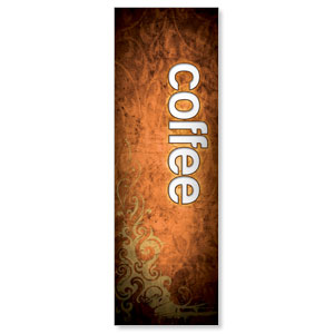 Adornment Coffee Banners