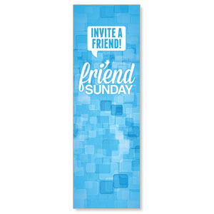 Friend Sunday Invite Banners
