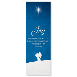 Advent Joy 2' x 6' Banner