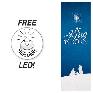 Christmas Silhouette M Banners