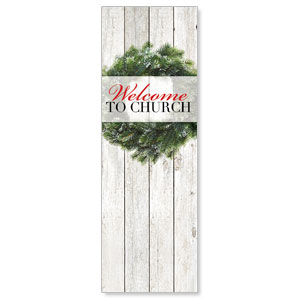 Wreath Set L Banners
