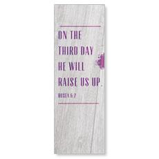 Easter Wood L Banner