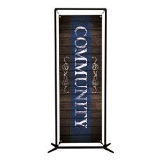 Rustic Charm Community Banner