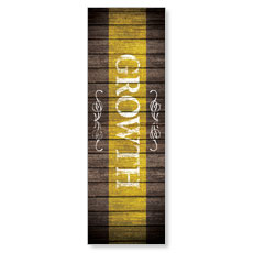 Rustic Charm Growth Banner