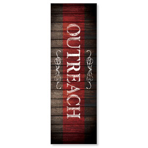 Rustic Charm Outreach Banners