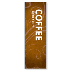 Flourish Coffee Banner