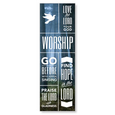 Phrases Worship Banner