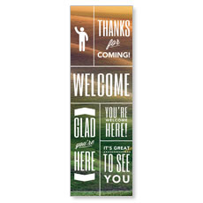 Phrases Welcome Banner