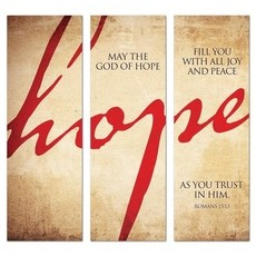 Hope Triptych Banner