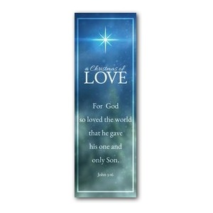 Christmas of Love Banners