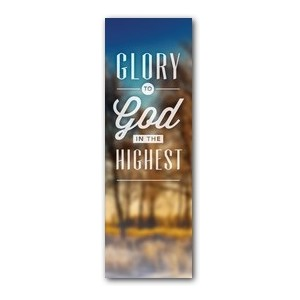 Glory and Peace L Banners