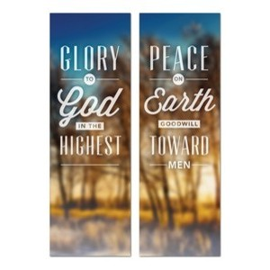 Glory and Peace Banners