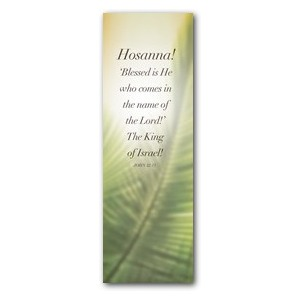 Traditions John 12:13 Banners