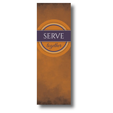 Together Circles Serve Banner