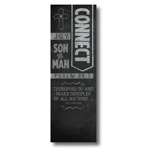 Chalkboard Art Connect Banners