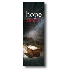 Hope Revealed Manger Banner