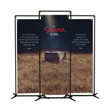 Savior Born Banner