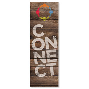 Shiplap Connect Natural Banners