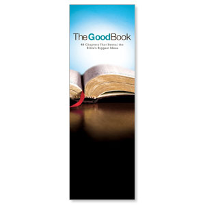 The Good Book 2' x 6' Banner