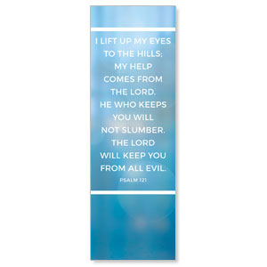 Shimmer Psalm 121 Banners