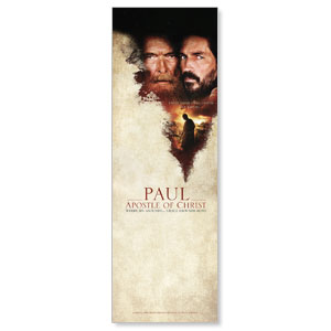 Paul, Apostle of Christ 2' x 6' Banner