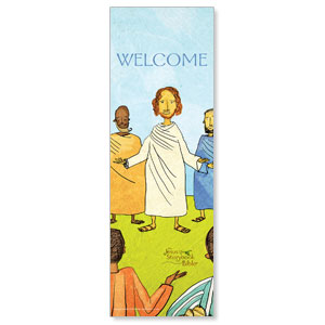 Jesus Storybook Bible Banners