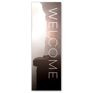 Empty Tomb Open 2' x 6' Banner
